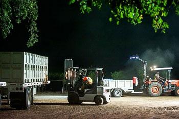 night equipment
